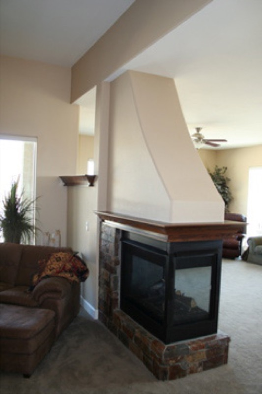Built-In-Fireplace