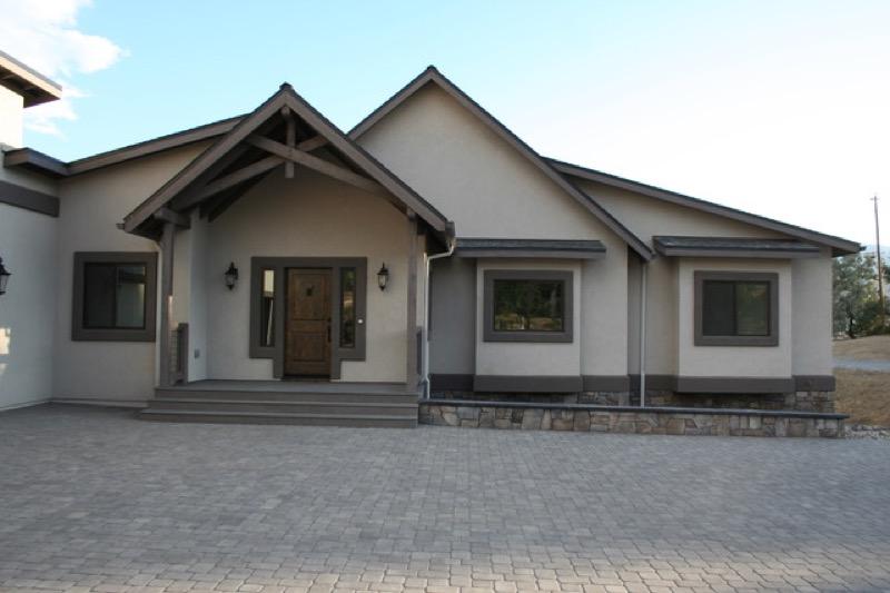 Modern Exterior Remodel