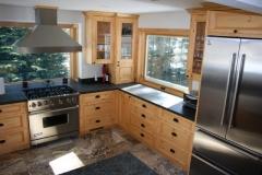 Kitchen and Range